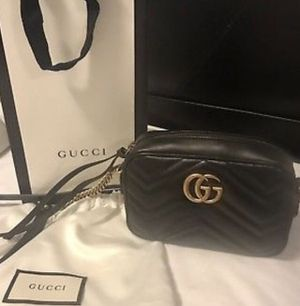 GUCCI MARMONT MINIBAG NEW & AUTHENTIC for Sale in Dallas, TX