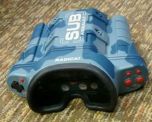 LQQK!!! Kids Electronic Handheld Sub Assault by Radica Game!!! for Sale in Bedford, OH