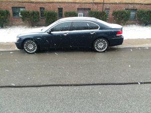 BMW 750li for Sale in Mount Oliver, PA