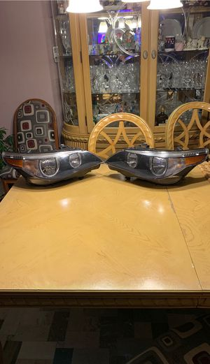 2004-2007 BMW 530i (E60) halogen headlights for Sale in San Diego, CA