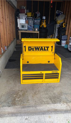 Large dewalt tool cabinet for Sale in Canal Winchester, OH