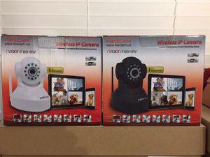 3 brand new Foscam for Sale in Gaithersburg, MD