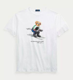 Polo Ralph Lauren Ski Bear Skiing PRL Zalando T-Shirt Soft Cotton Tee - NEW WITH TAGS - Size XL for Sale in Gaithersburg, MD