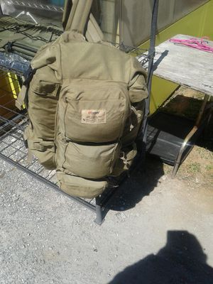 "N.A.R.P. ""FIELD MEDICAL BACKPACK "",W/ TALON II 90C LITTER for Sale in Forest, VA"