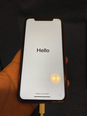 iPhone XR Product Red 64GB for Sale in Chicago, IL