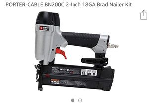 PORTER CABLE NAIL GUN 3-1/2. Porter cable 2-inch for Sale in Washington, DC