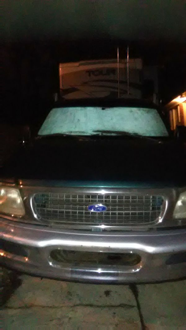 F150 pick up truck 1997 as is for parts