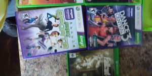 Xbox 360 games and extra mis stuff for Sale in Tempe, AZ