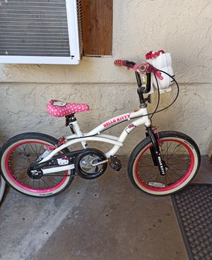 Hello kitty kid's bike for Sale in San Diego, CA