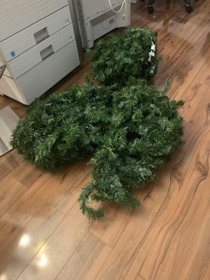 Christmas tree but doesn't have a stand for Sale in Noblesville, IN