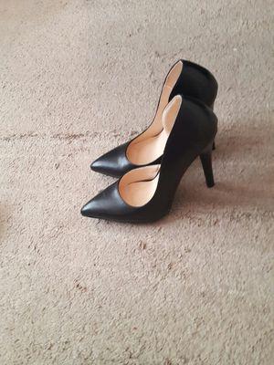 Black heels, brand new for Sale in San Jose, CA