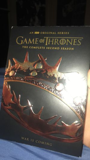 Game of Thrones Season 2! - Like New Condition! for Sale in Phoenix, AZ