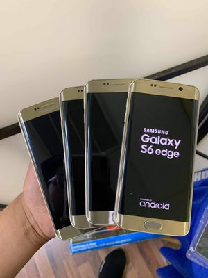 Galaxy S6 EDGE ALL CARRIERS AVAILABLE for Sale in Garland, TX