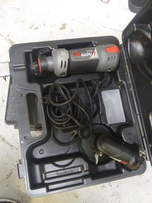 Rotozip and air nail gun for Sale in St. Louis, MO