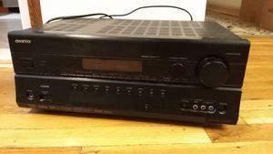 Onkyo TX SR607 7.2 Channel 210 Watt Receiver for Sale in Queens, NY