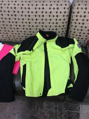 First gear jacket with armor for Sale in Portland, OR