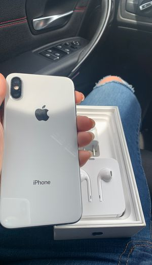 iPhone XS 64g Factory Unlocked for Sale in Riverside, CA