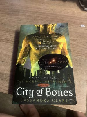 City of Bones for Sale in Columbia, MO