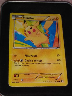 Pikachu Card for Sale in Pomona, CA