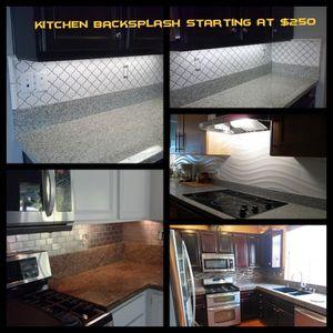 Kitchen Backsplash for Sale in Garden Grove, CA