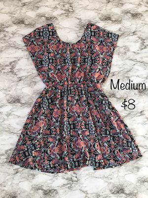 Floral dress size medium for Sale in Bothell, WA