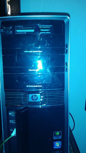 Superboss HP Elite Desktop with built-in Wi-Fi &1TB hardrive with optional 1TB hardrive add on. for Sale in Prattville, AL