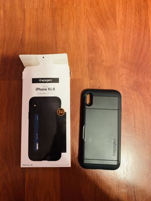 iPhone XS/X case brand new for Sale in Newton, MA