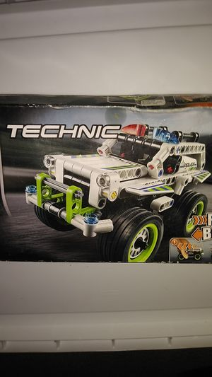 LEGO Extreme police racer for Sale in Fayetteville, AR