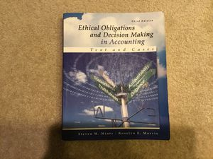 Ethical Obligations and Decision Making in Accounting for Sale in Irvine, CA