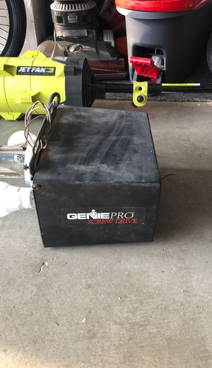 Genie Pro Garage Door Opener for Sale in Fontana, CA