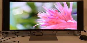 2k ultra wide 34 curved 100% color accurate for Sale in Newfield, NJ