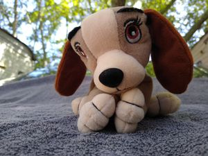 Disney's Lady and the Tramp Lady Beanie Plushie for Sale in Cumming, GA