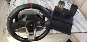 HORI RACING WHEEL APEX PS3, PS4, PS5? for Sale in Bowie, MD