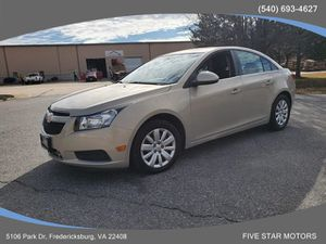 2011 Chevrolet Cruze for Sale in Fredericksburg, VA