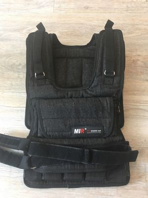 MIR Weighted Vest for Sale in Seattle, WA