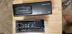 Chevy Corvette C5 OEM stereo and CD changer for Sale in Woodland Hills, CA