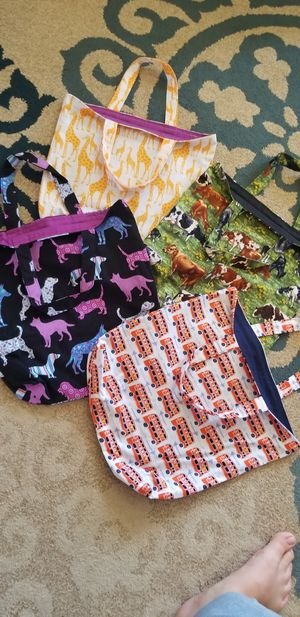 Handmade Tote Bags for Sale in Kent, WA