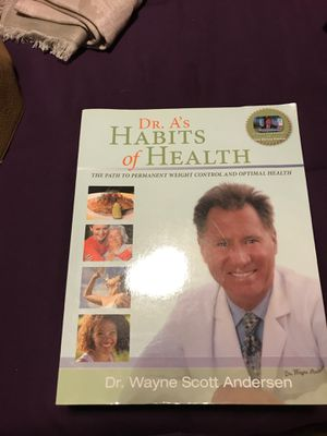 Brand new dr. A's habits of health for Sale in Portland, OR