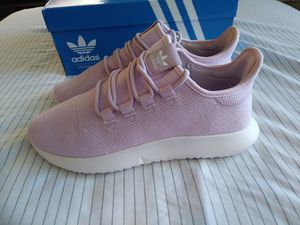 Adidas tubular new size 6.5 youth/7women 🔴these is examples in the store that's why it has that little stain just need clean for Sale in Chino, CA
