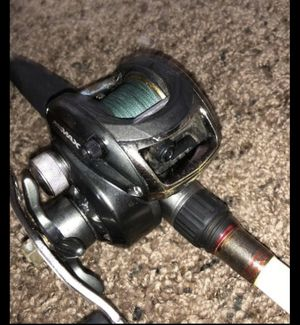 Abu Garcia baitcaster fishing reel for Sale in New Palestine, IN