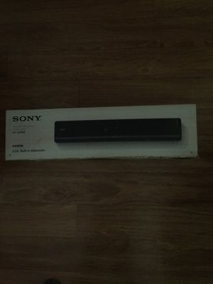 Sony sound bar for Sale in Efland, NC