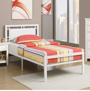Twin Bed with Mattress 📦 for Sale in Miami, FL