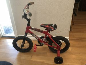 Kids Bike with training wheels for Sale in San Diego, CA