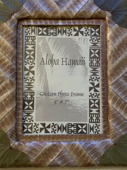 Aloha 5X7 Photo Frame—New! for Sale in Portland,  OR