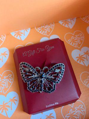 Butterfly Brooch for Sale in Las Vegas, NV