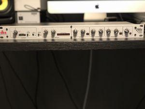 dbx 286s Channel Strip with De-esser Pro Audio for Sale in Farmington, CT