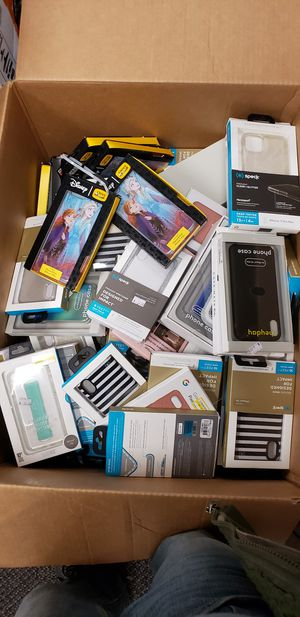 230 new phone cases for newer models for Sale in Berea, OH