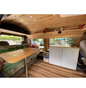 Chevy Conversion Van Camper Express 2003 for Sale in Miami Beach, FL