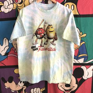 VTG M&M home town favorites 1 of 1 tye dye t-shirt XL in size for Sale in Cockeysville, MD