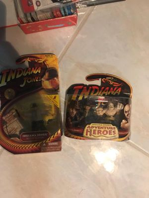 Indiana Jones Action Figure and Toys for Sale in Miami, FL